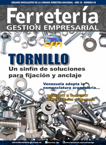 Ferreter 237 A Gesti 243 N Empresarial 58 2017 By Ferreteria