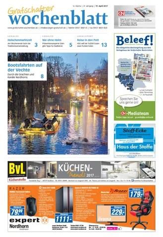 grafschafter wochenblatt 19 04 2017 by