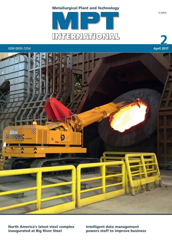 MPT International 2/2017 (Apr) by MPT Metallurgical Plant ...