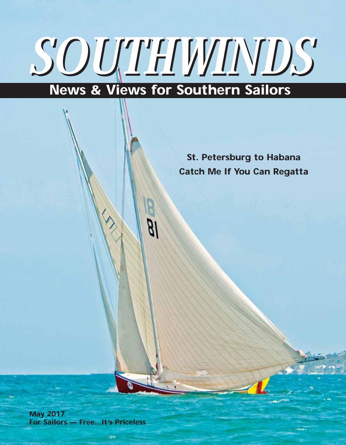 Southwinds May 2017 By SOUTHWINDS Magazine Issuu