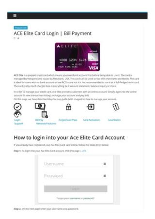 www aceelitecard com activate card | mamiihondenk org