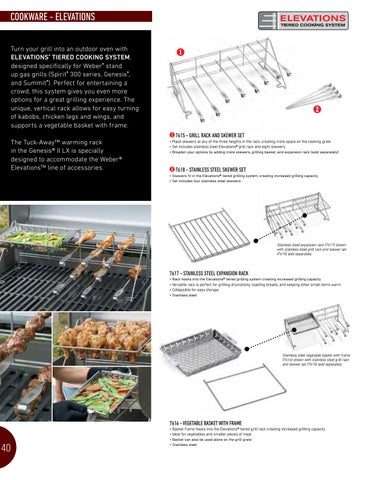 2017 weber grills product catalog by