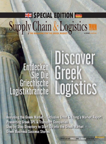 Discover Greek Logistics By Omind Creatives Issuu