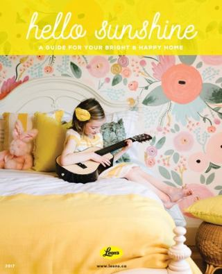 Hello Sunshine A Guide For Your Bright Hy Home 2017 Www Leons Ca