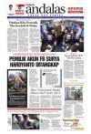 Epaper Andalas Edisi Senin 3 Juli 2017 By Media Andalas Issuu