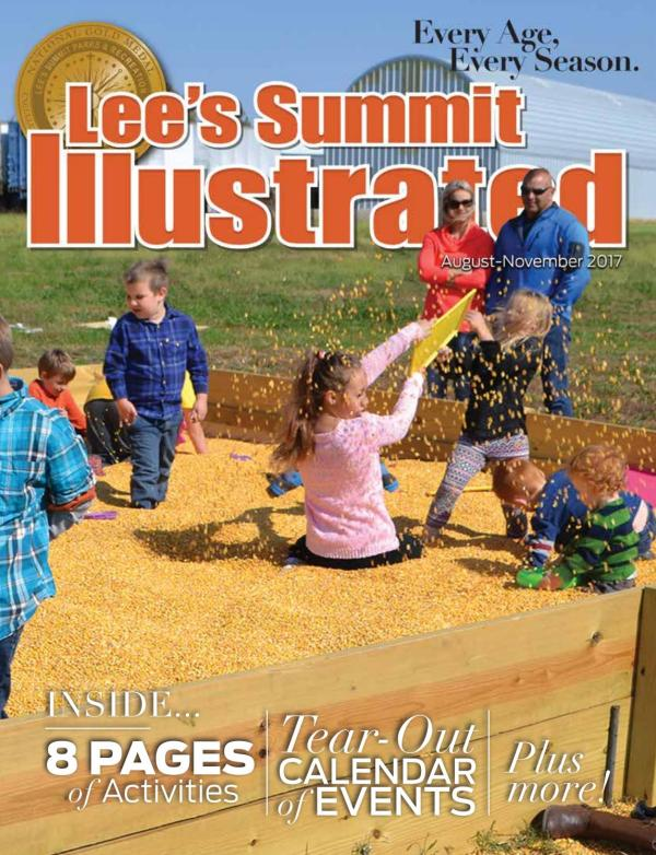 Lee's Summit Illustrated Summer-Fall 2017 by City of Lees ...