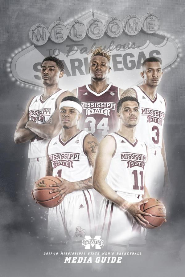 2017-18 Mississippi State Men's Basketball Media Guide by ...