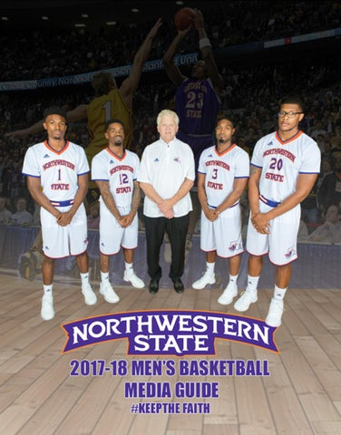 2017-18 Northwestern State Men's Basketball Media Guide by ...