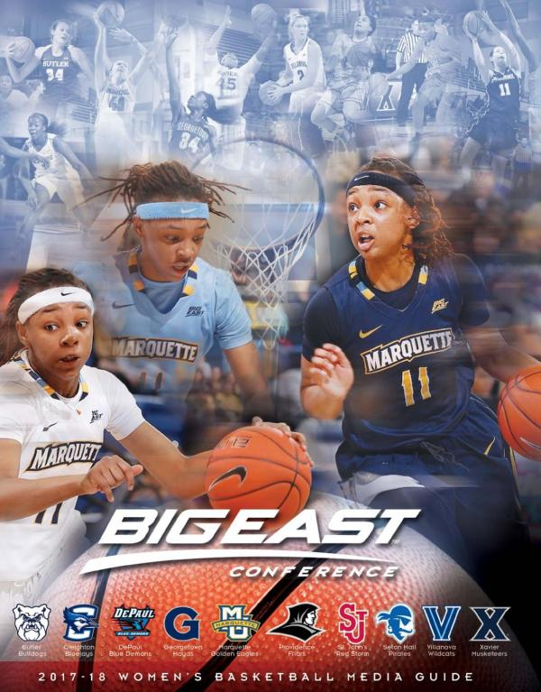 2017-18 Women's Basketball Media Guide by BIG EAST ...