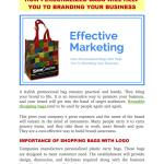 How Personalized Bags Will Help You To Branding Your Business By Megcrest Packaging Issuu