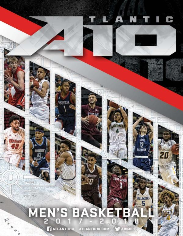 2017-18 A-10 Men's Basketball Media Guide by Atlantic 10 ...