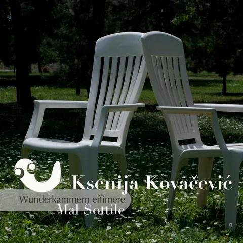 "Cover of ""Ksenija Kovačević"""