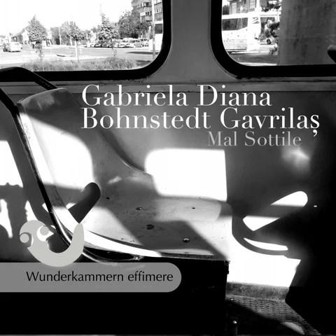 """Cover of """"Gabriela Diana Bohnstedt Gavrilaș"""""""