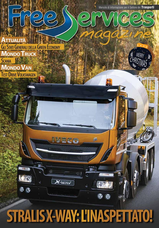 Edizione Dicembre 2017 Free Services Magazine By Marco