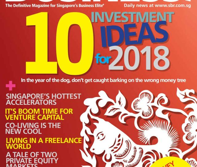 Singapore Business Review December  By Charlton Media Group Issuu