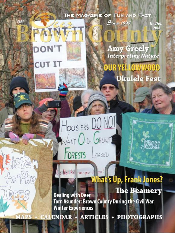 Jan./Feb. 2018 by Our Brown County - issuu