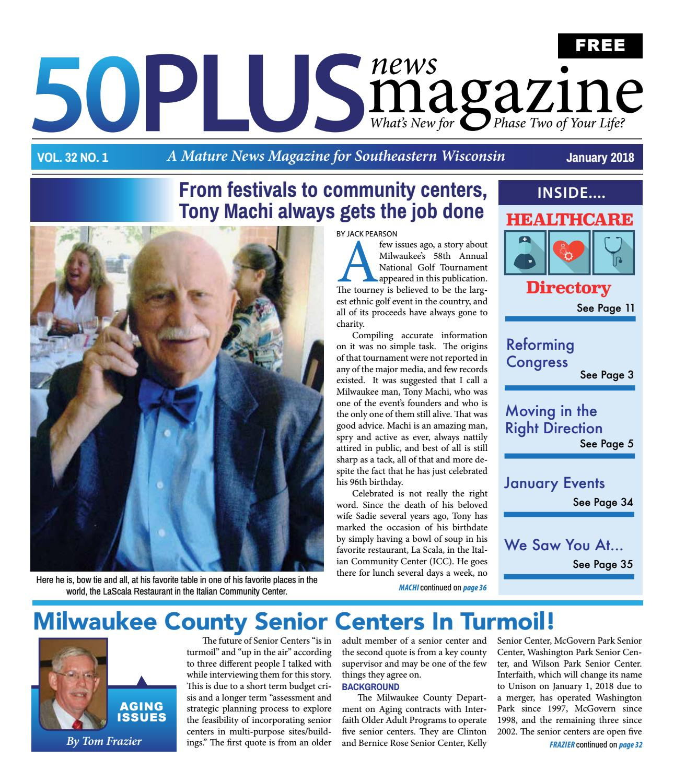 50 Plus News Magazine by Plus Publications issuu
