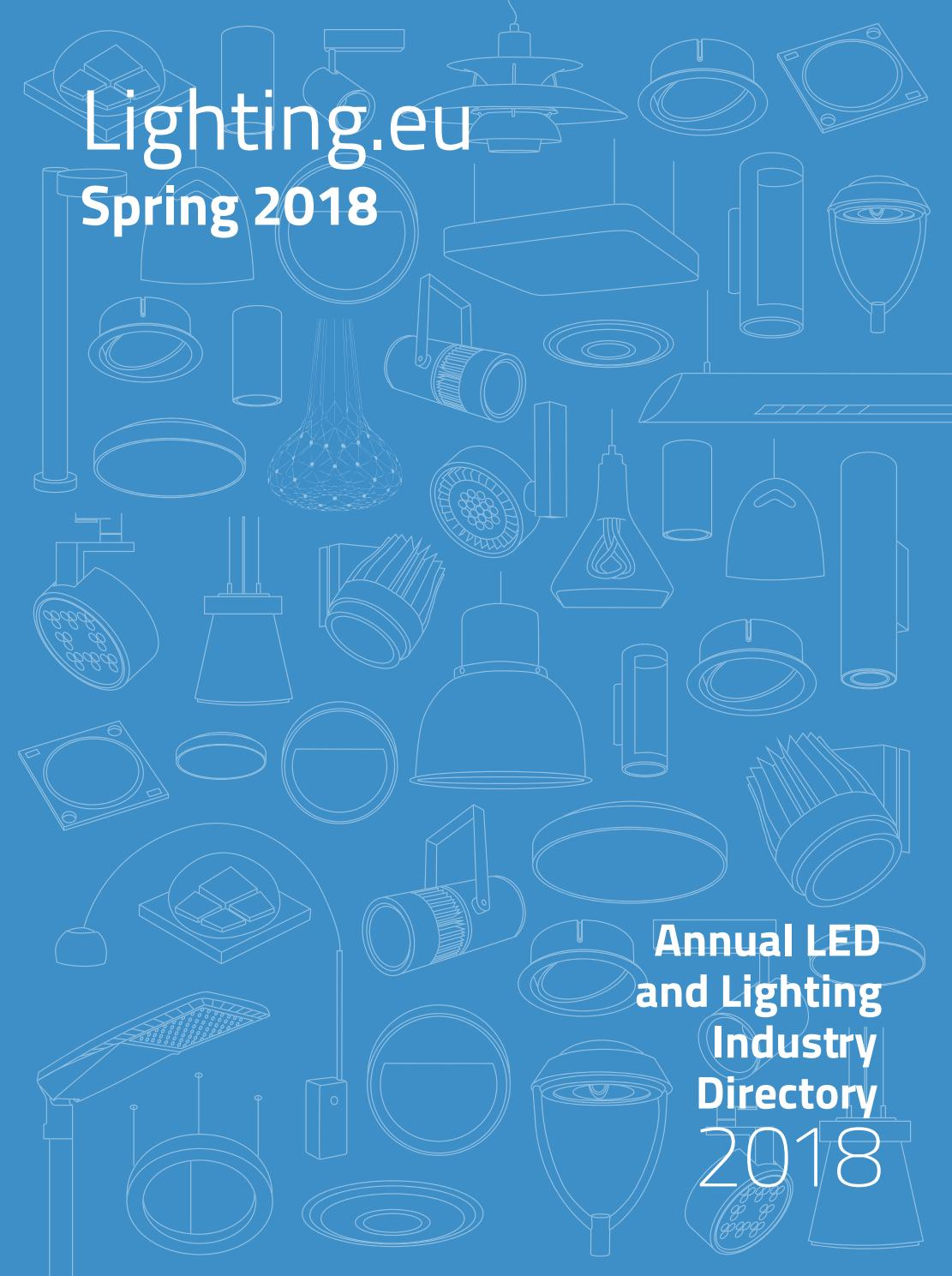 Lightingeu Spring 2018 By Lightingeu Issuu