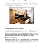 5 Helpful Tips With Updating Your Kitchen By