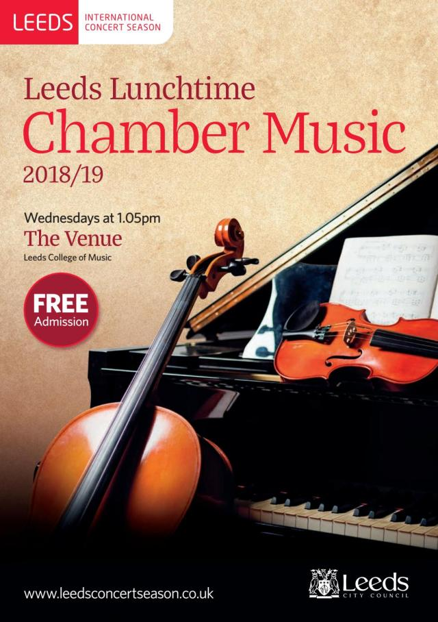Leeds Lunchtime Chamber Music 22/22 by Leeds International