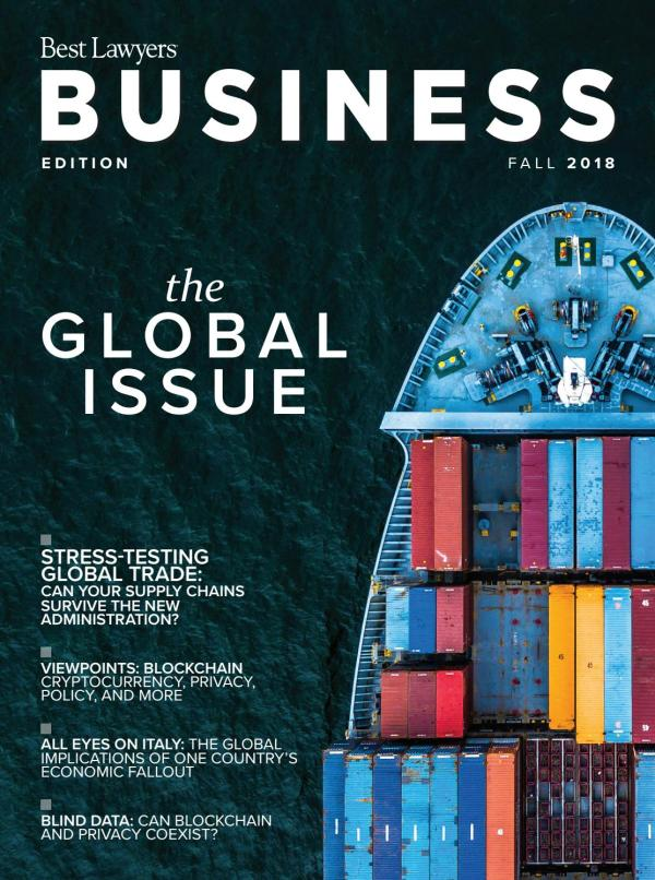 Best Lawyers Fall Business Edition 2018 by Best Lawyers ...