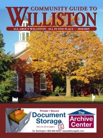 guide to williston 2018 by williston