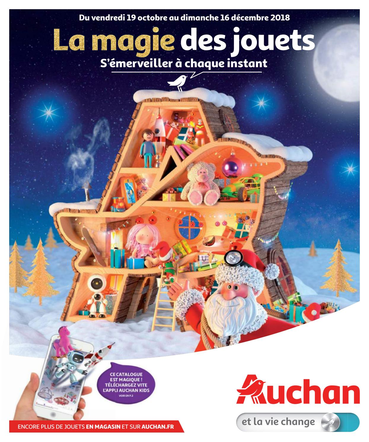 catalogue jouets noel 2018 auchan by