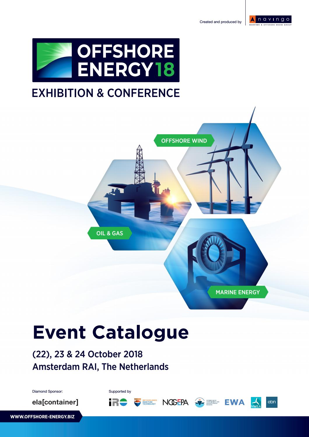 offshore energy exhibition conference