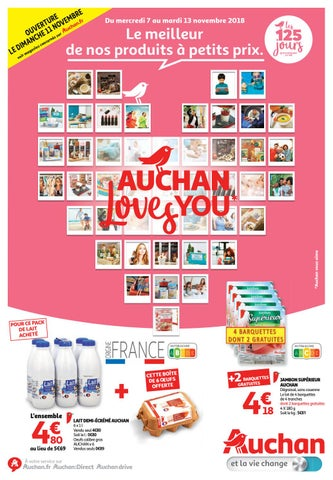 catalogue auchan hypermarche by