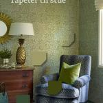 Fargerikes Tapeter Til Stue 2018 By Fargerike Norge Issuu