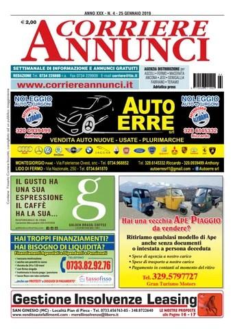 Corriere 4 2019 By Corriere Annunci Issuu