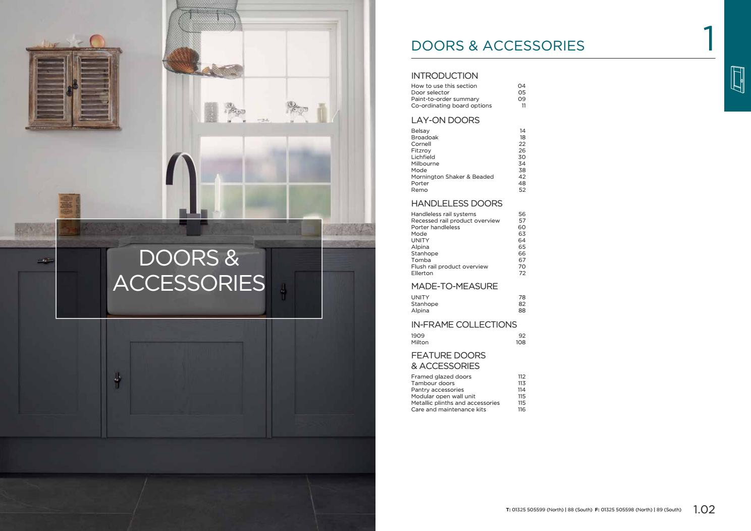 doors and accessories by pws