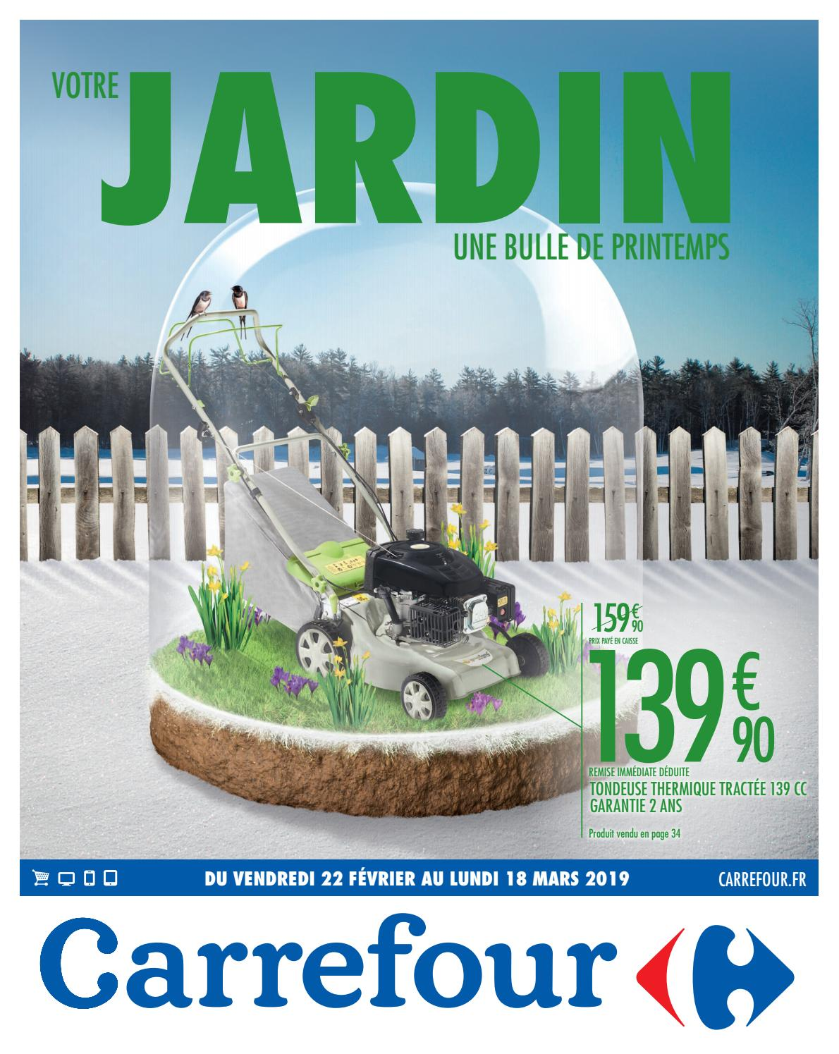 jardin carrefour by ofertas
