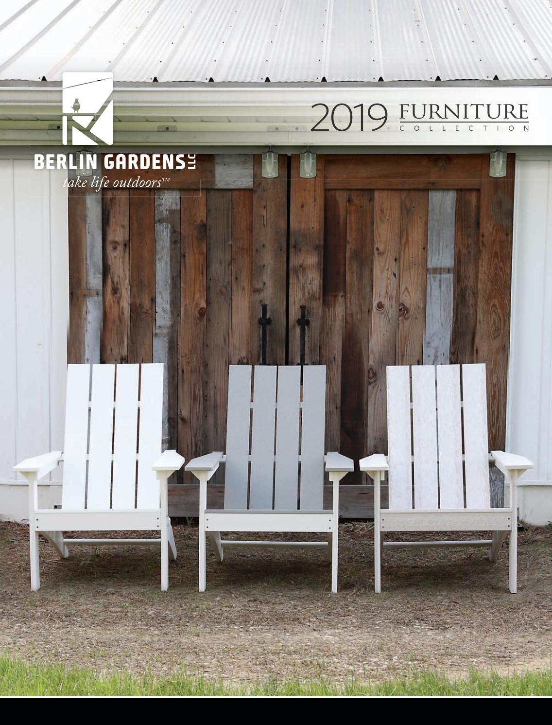 2019 berlin gardens outdoor furniture