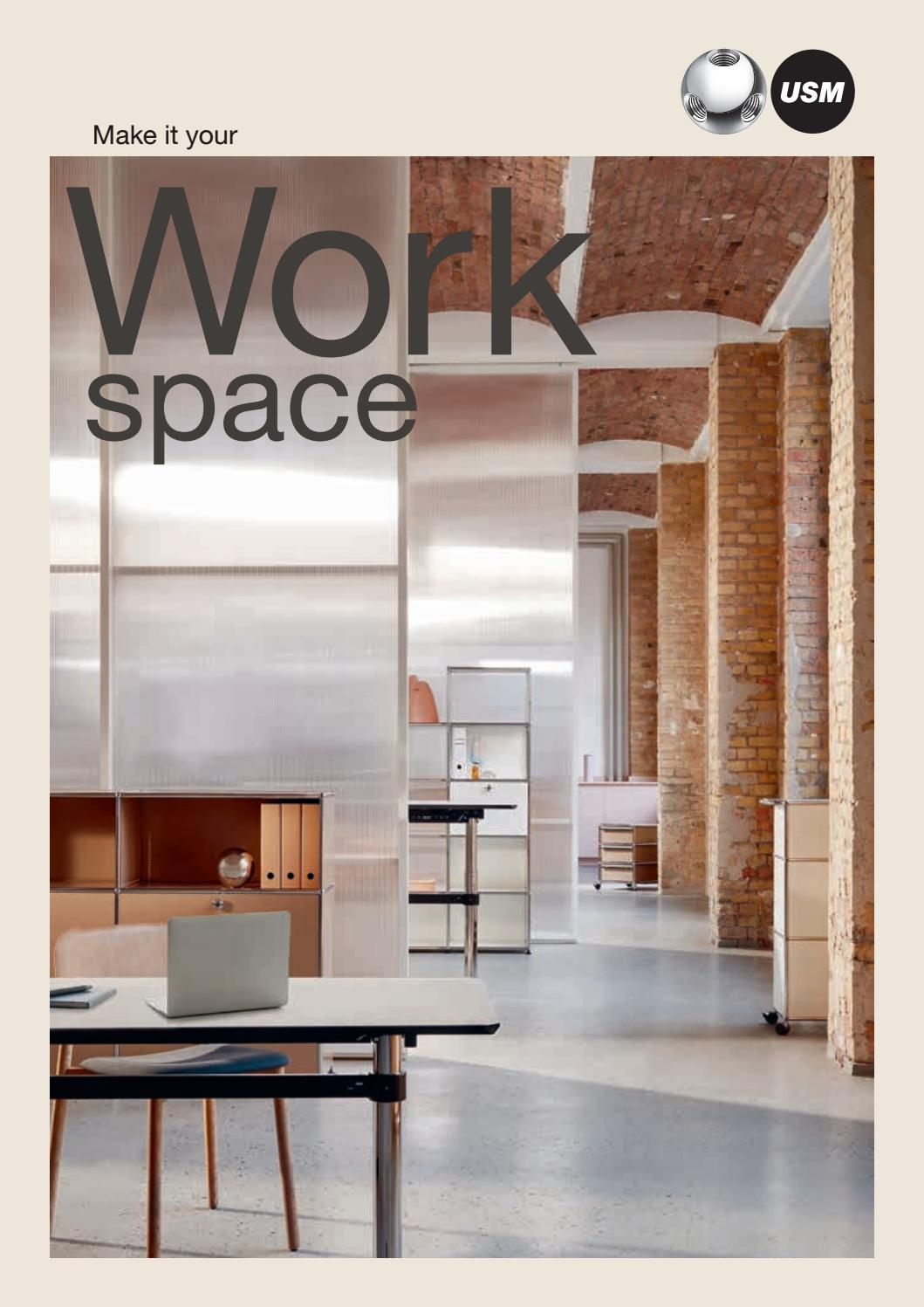 Xtra Usm Make It Your Workspace 2019 By Xtra Furniture Issuu