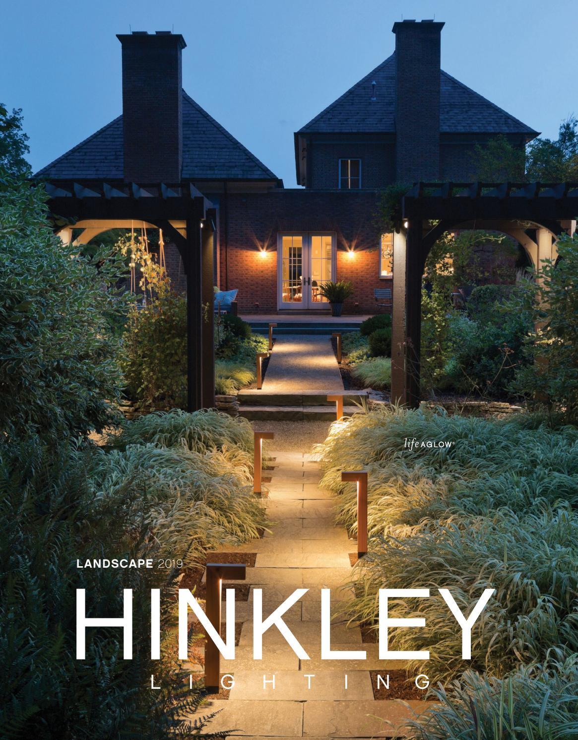 hinkley landscape catalog 2019 by