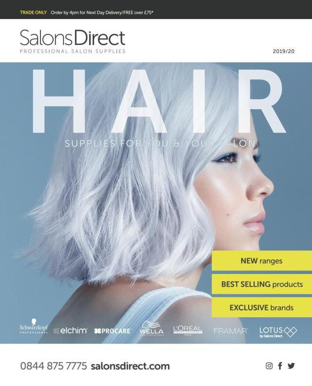 salons direct hair catalogue 2019/2020 by salons direct - issuu