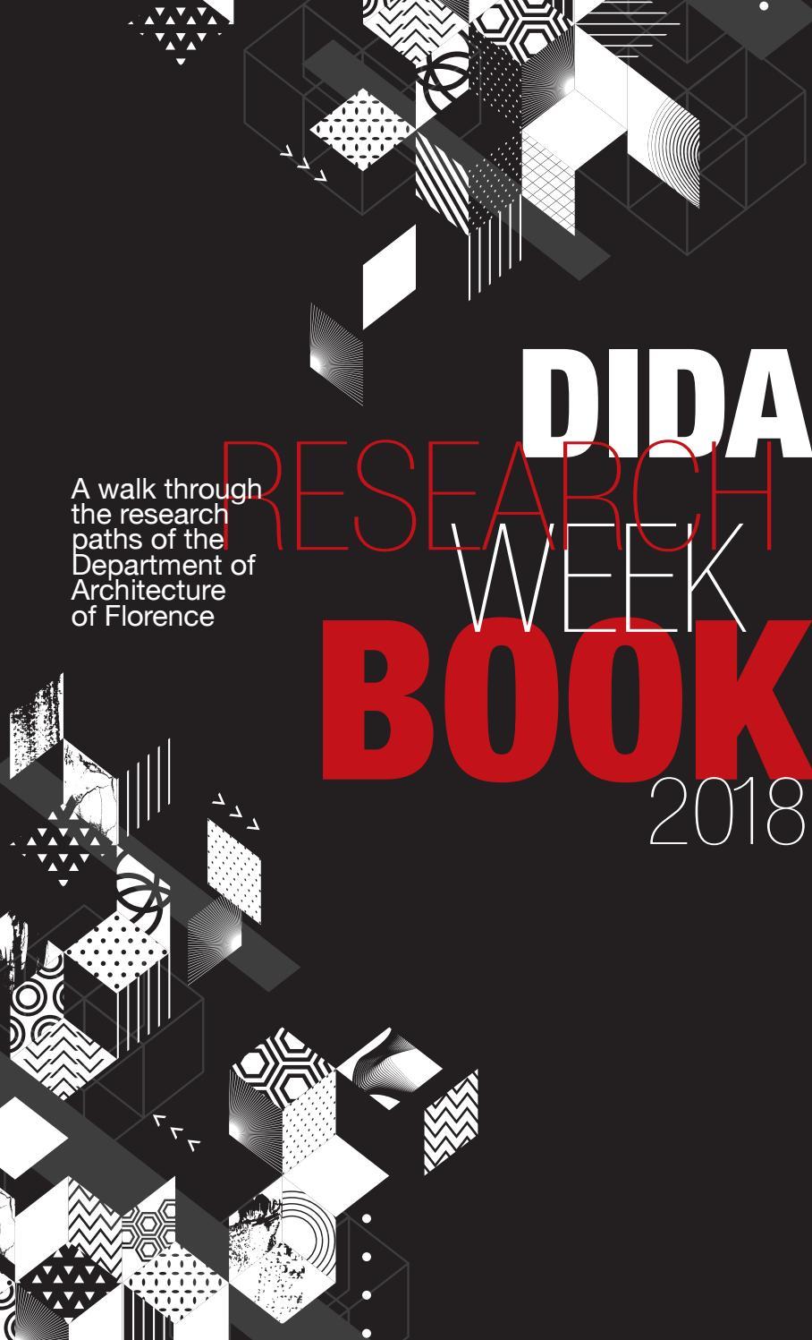 Affidatemi le vostre idee e costruisco con voi un progetto d'arredo su misura: Dida Research Week Book By Dida Issuu