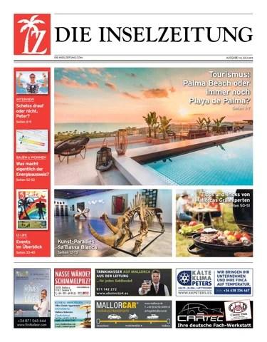 die inselzeitung mallorca juli 2019 by
