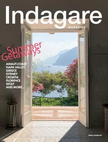 Indagare Magazine Springsummer 2019 By Simone Girner Issuu