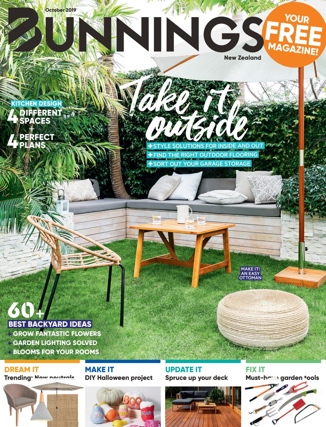 Bunnings Magazine Nz October 2019 By Bunnings Issuu
