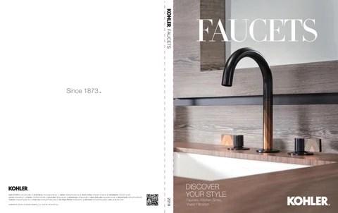 kohler 2019 linebook faucet by