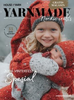YARNMADE® Magazine   2019-05 Jul & vinterfest spesial by House of Yarn -  issuu