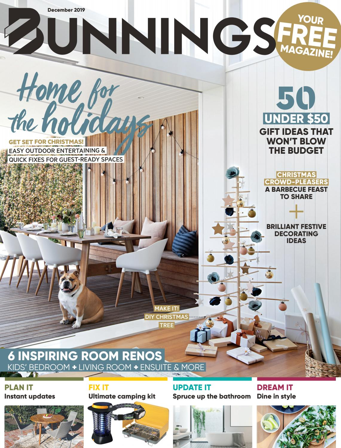 Bunnings Magazine December 2019 By Bunnings Issuu