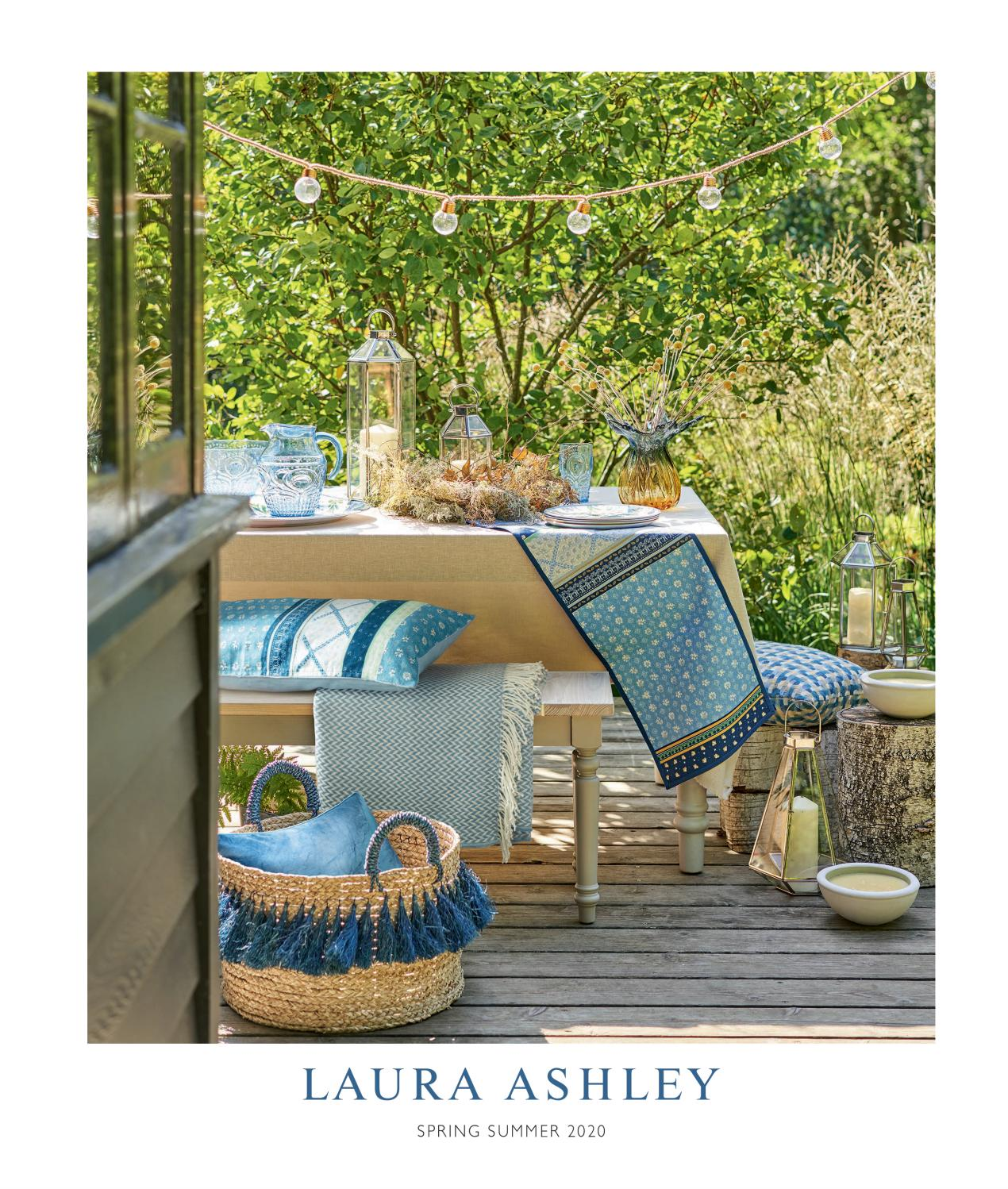 Laura Ashley Home Spring Summer 2020 Catalogue By Sandpiper Ci Issuu