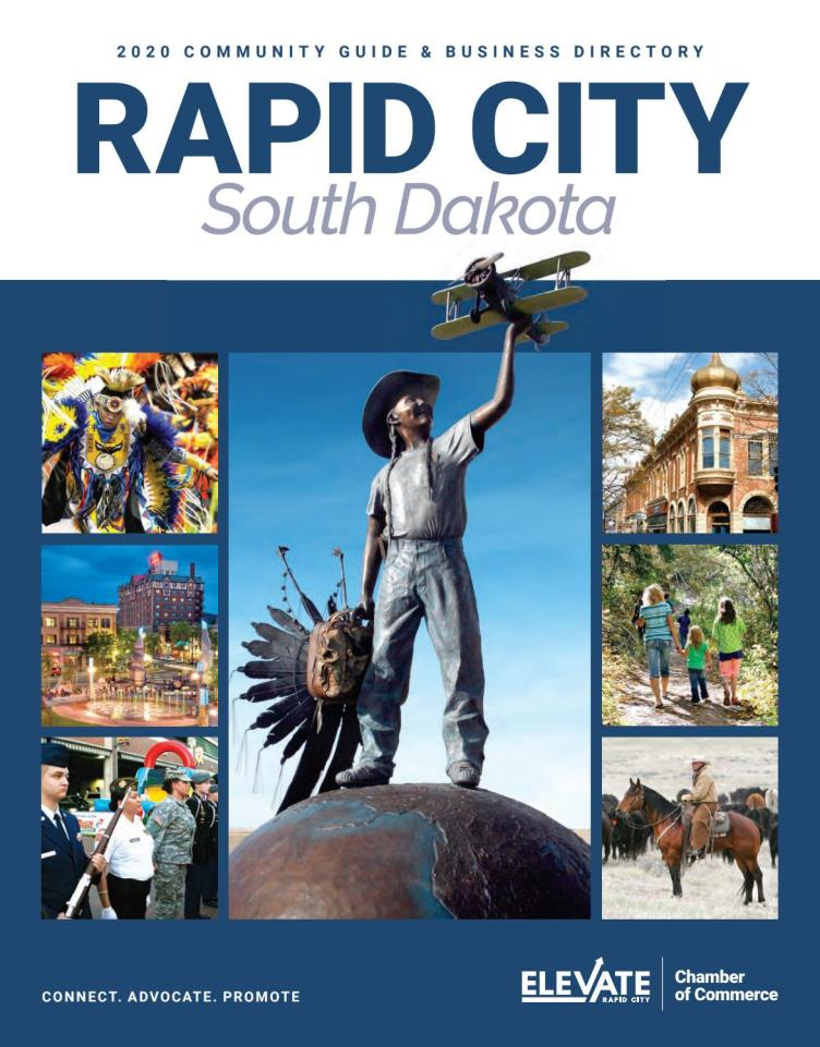 Rapid City SD Community Profile 2020 by Town Square Publications ...