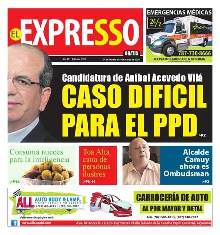 El Expresso 1170 by El Expresso de Puerto Rico - issuu