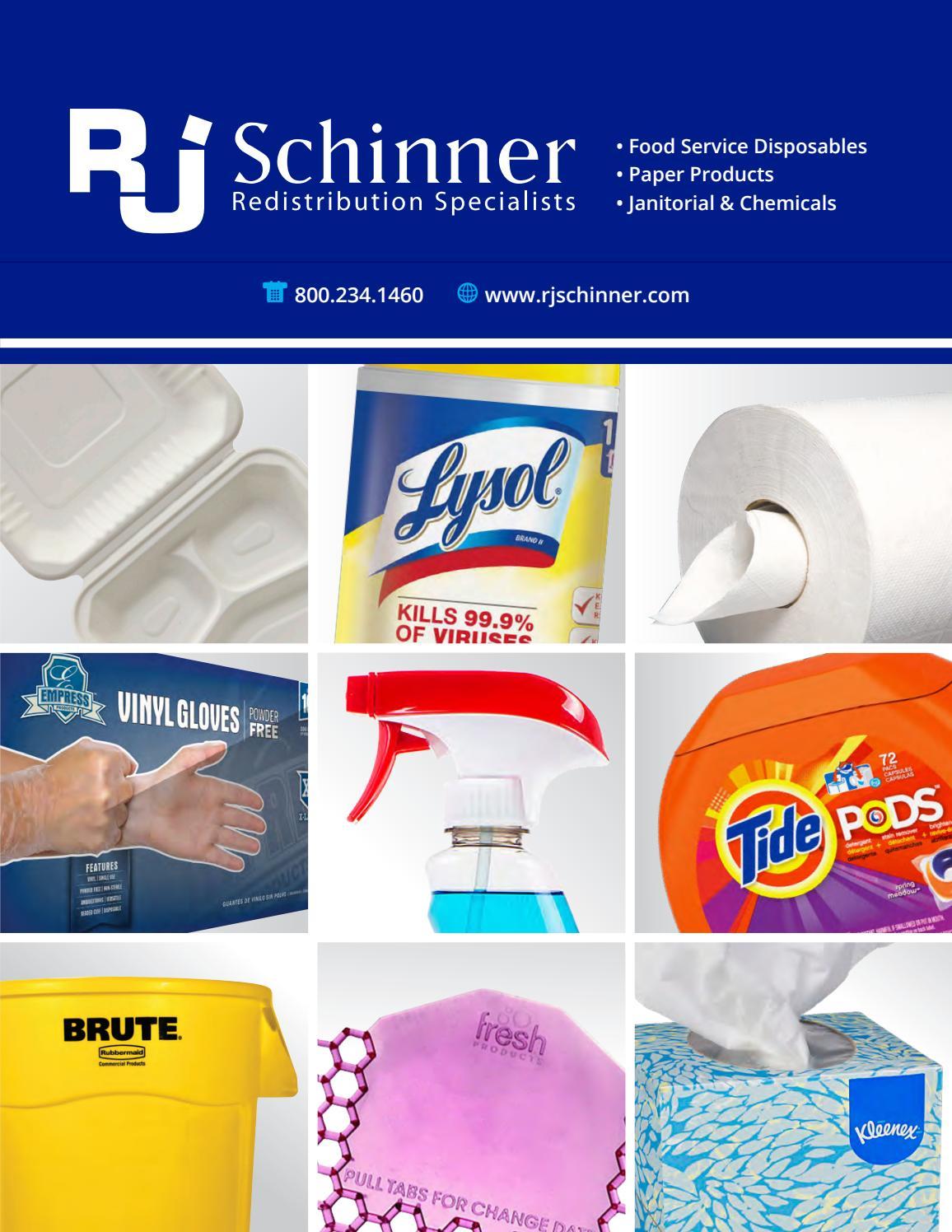 rj schinner full line catalog by ram