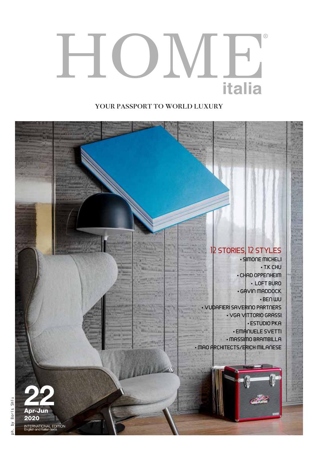 È quindi possibile memorizzarlo in spazi contenuti quando non in uso. Home Italia 22th Edition By Home Italia Srl Issuu