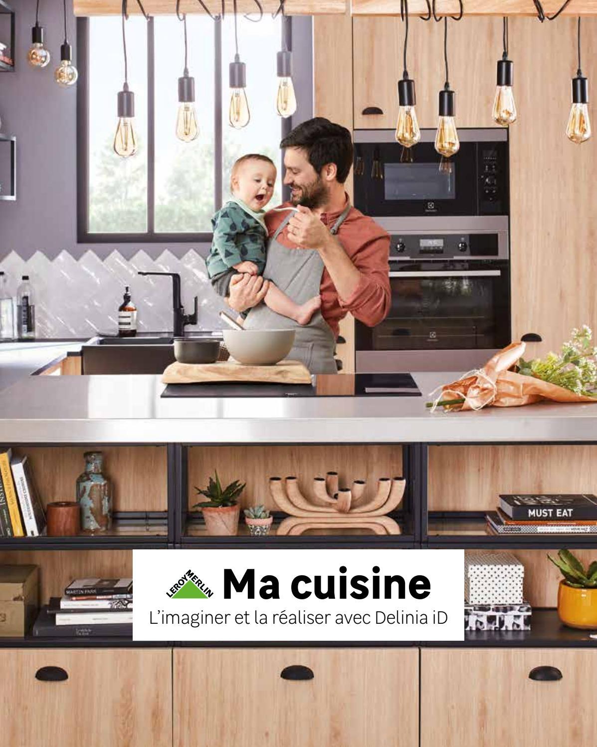 leroy merlin ma cuisine le guide by